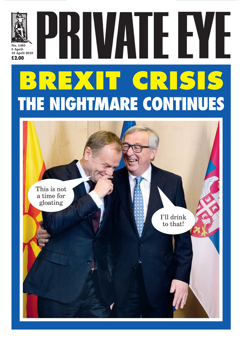 Private Eye Issue 1493