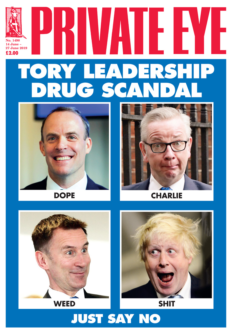 Michael Gove Dominic Raab Jeremy Hunt Boris Johnson