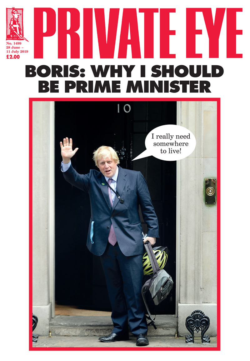 Private Eye Issue 1499