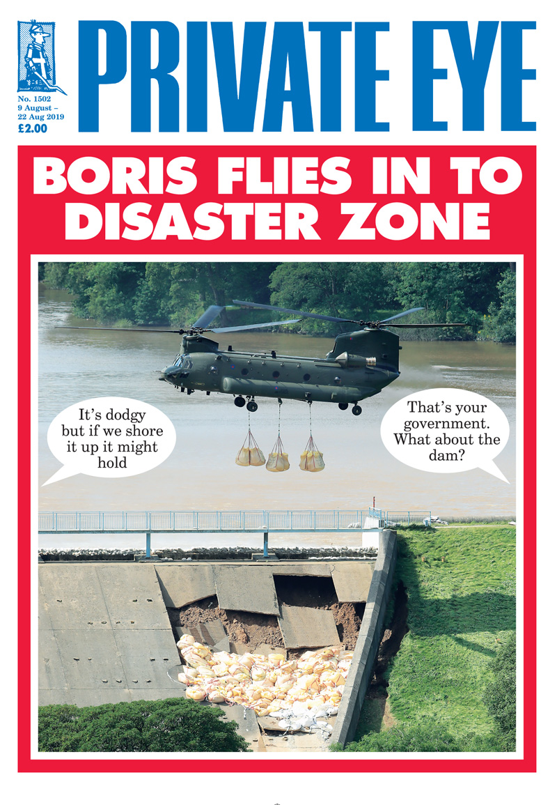 Private Eye Issue 1502