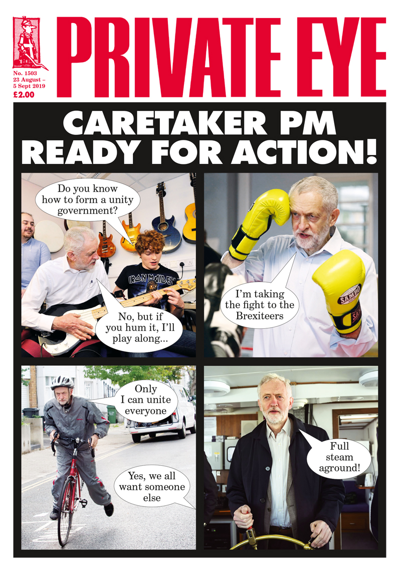 Private Eye Issue 1503