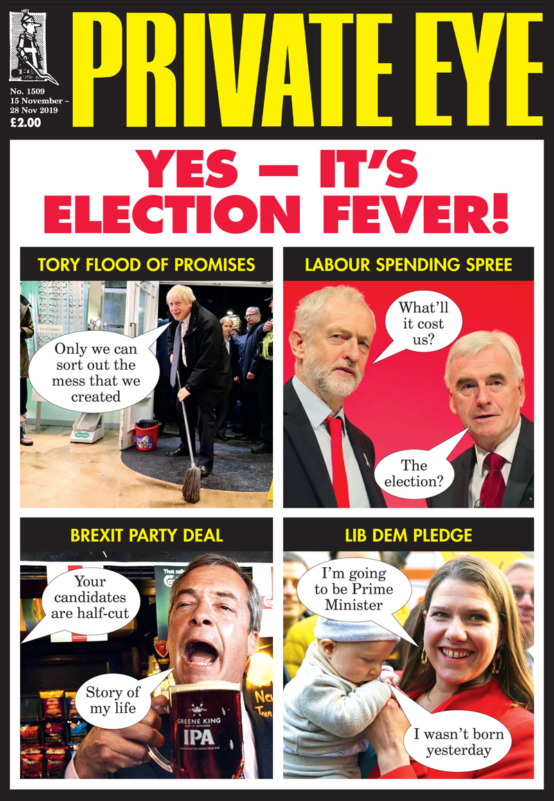 Private Eye Issue 1509