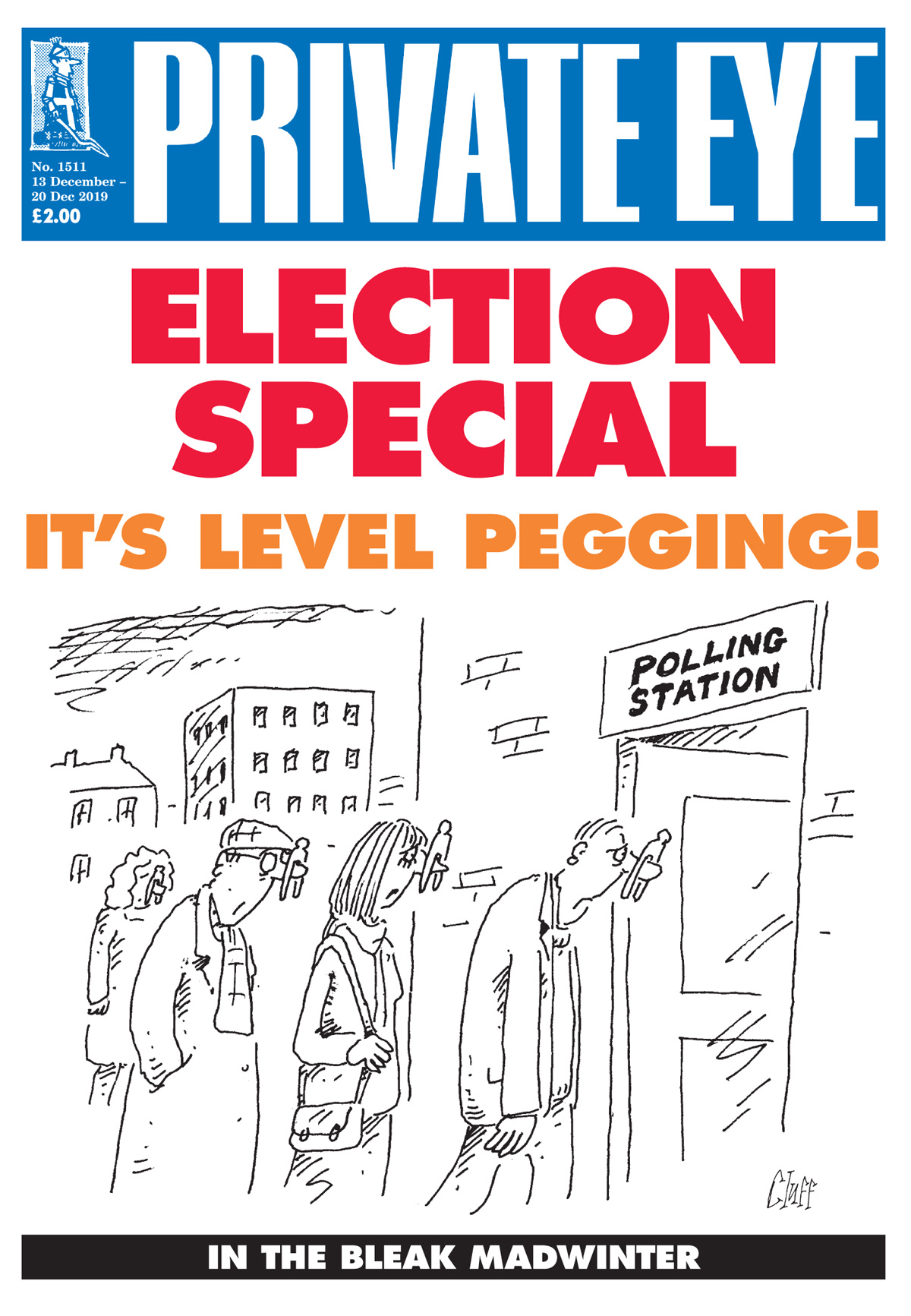 Private Eye Issue 1511