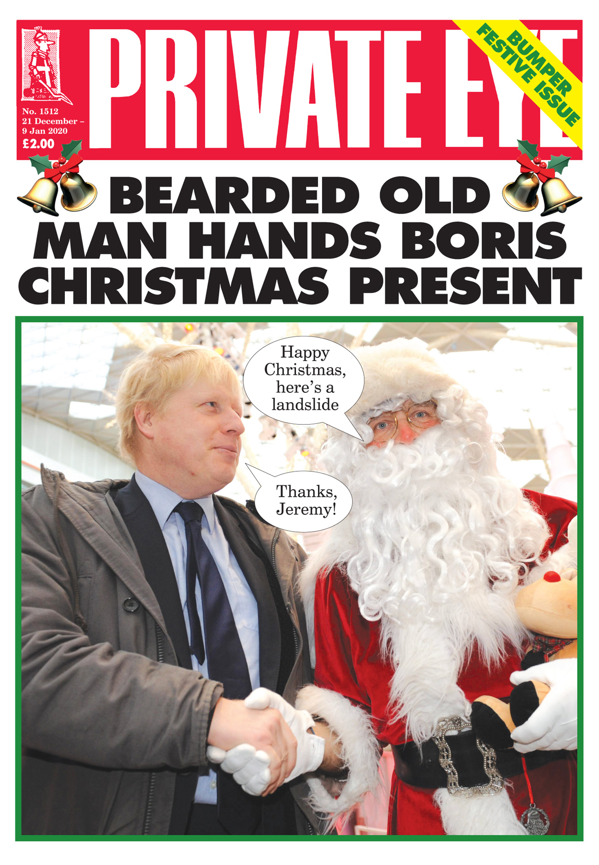Private Eye Issue 1512