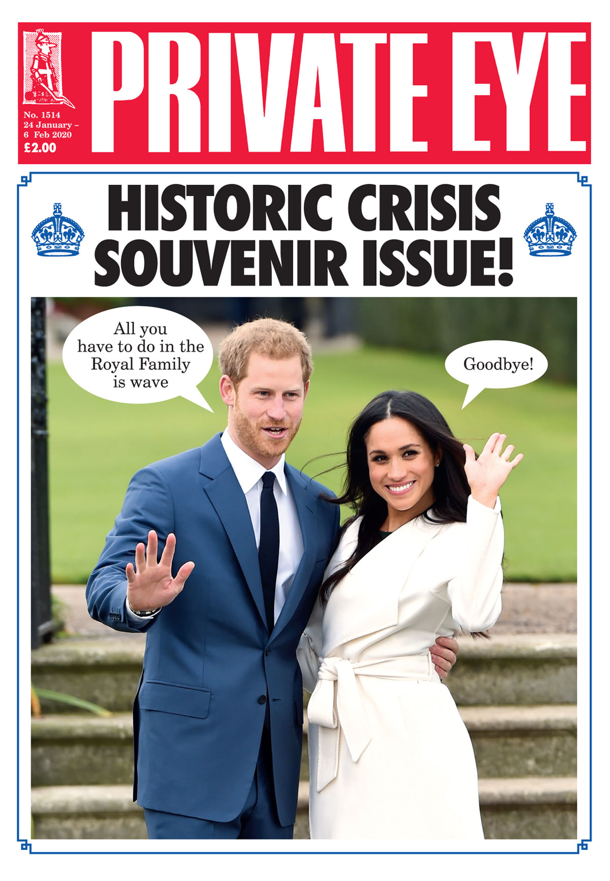Private Eye Issue 1514