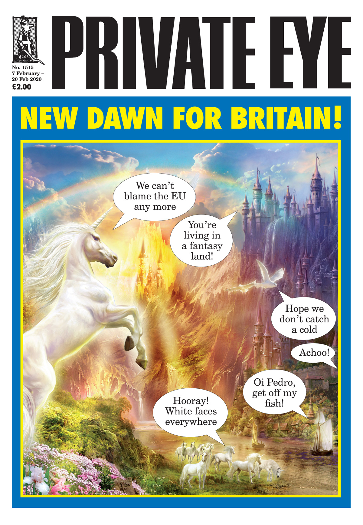 Private Eye Issue 1515