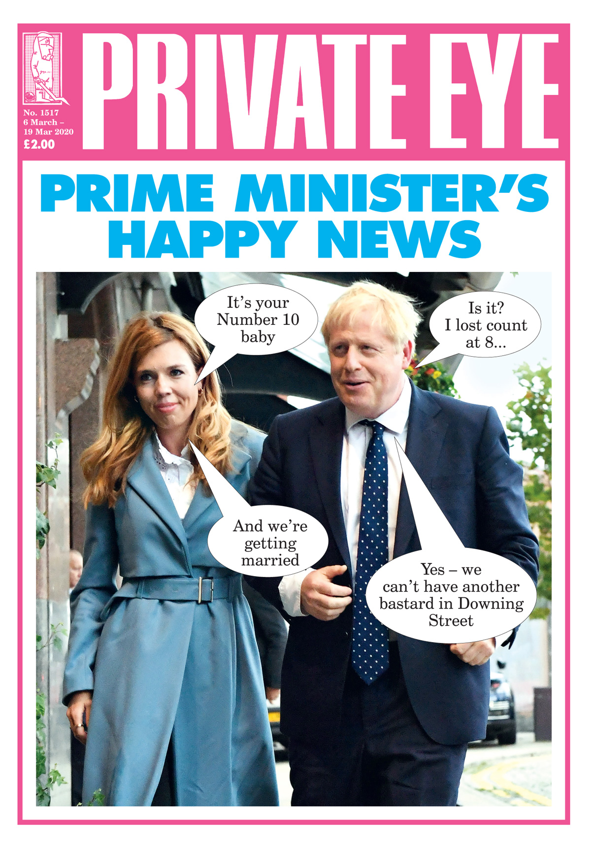 Private Eye Issue 1517