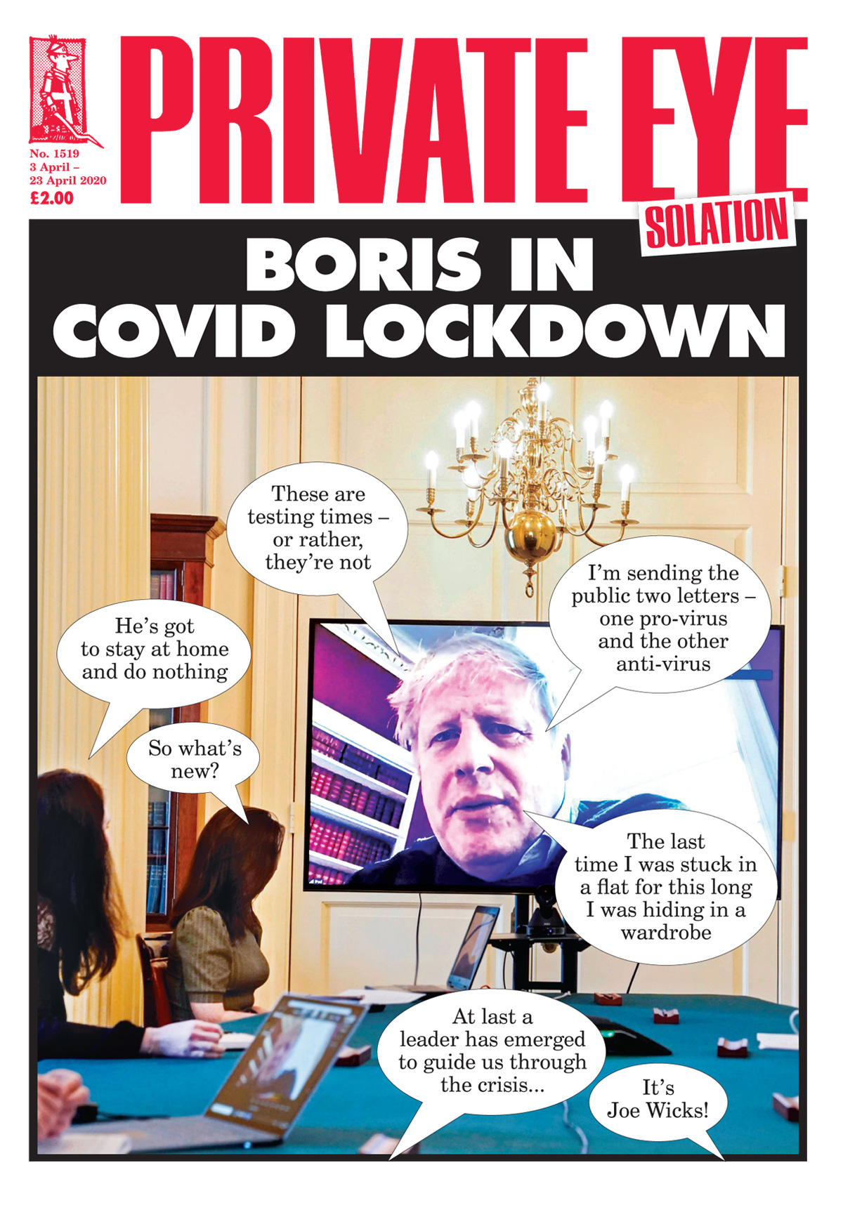 Private Eye Issue 1519