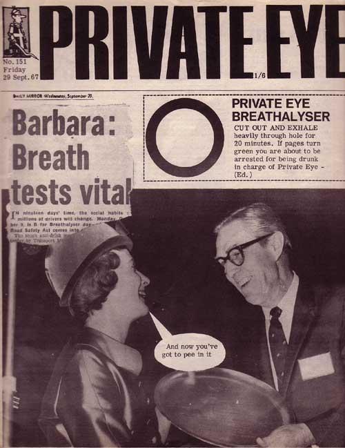 Barbara Castle