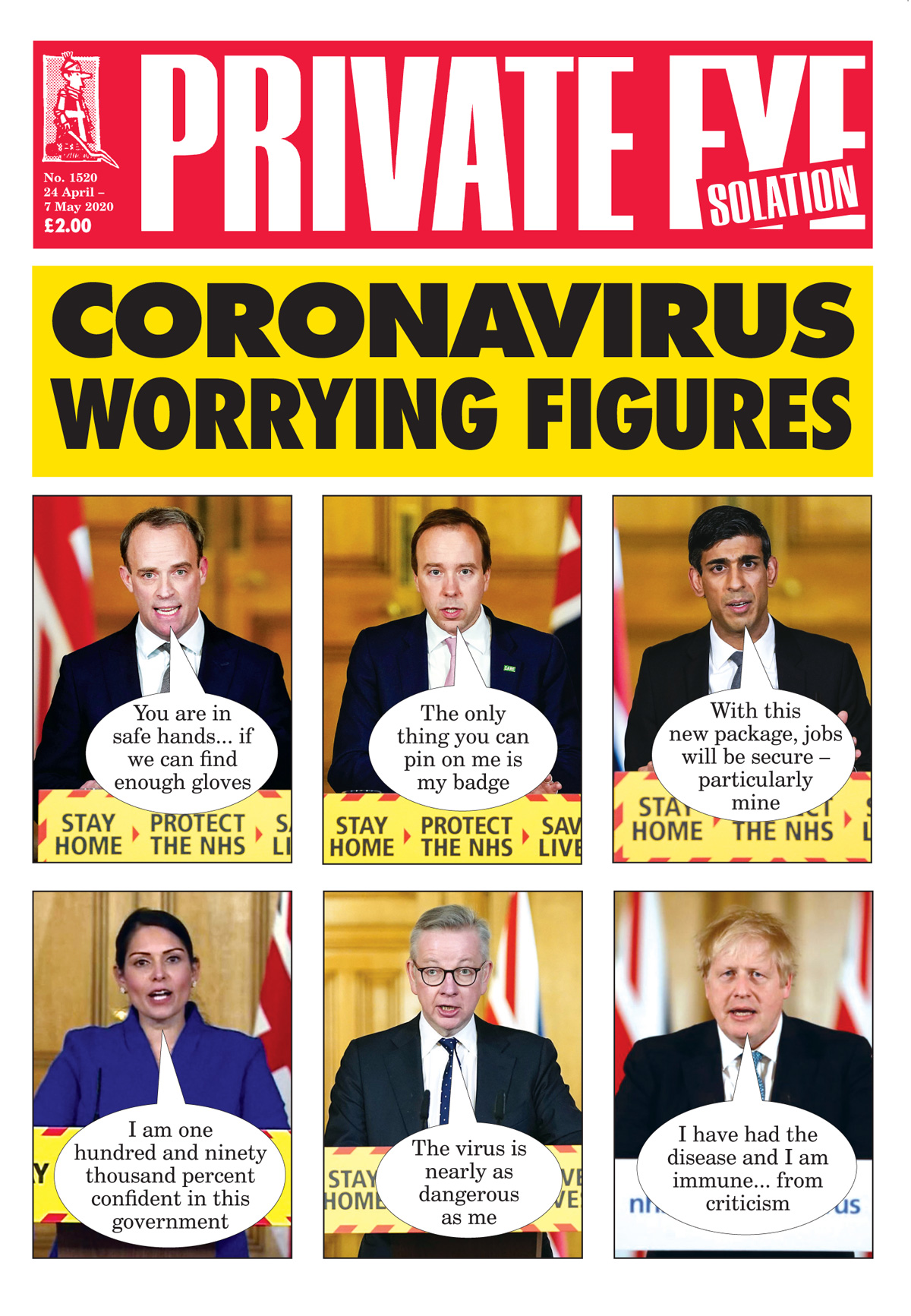 Private Eye Issue 1520