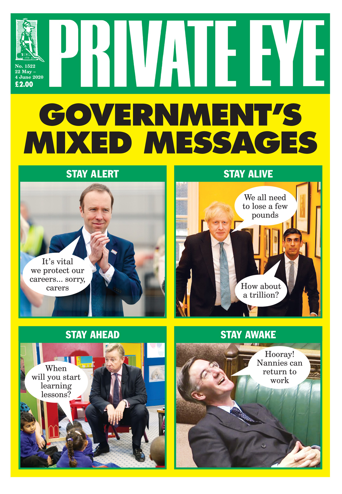 Private Eye Issue 1522