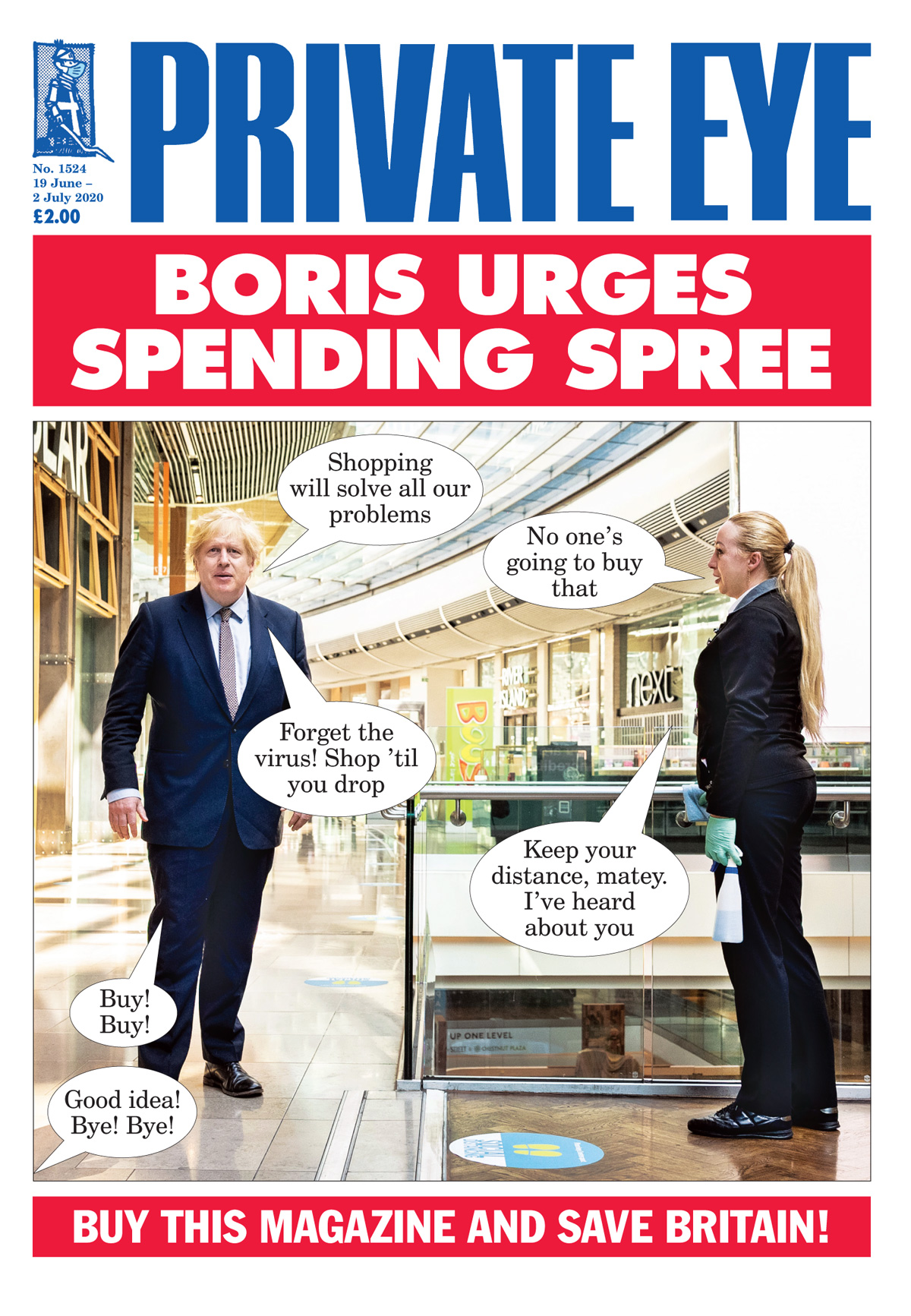 Private Eye Issue 1524