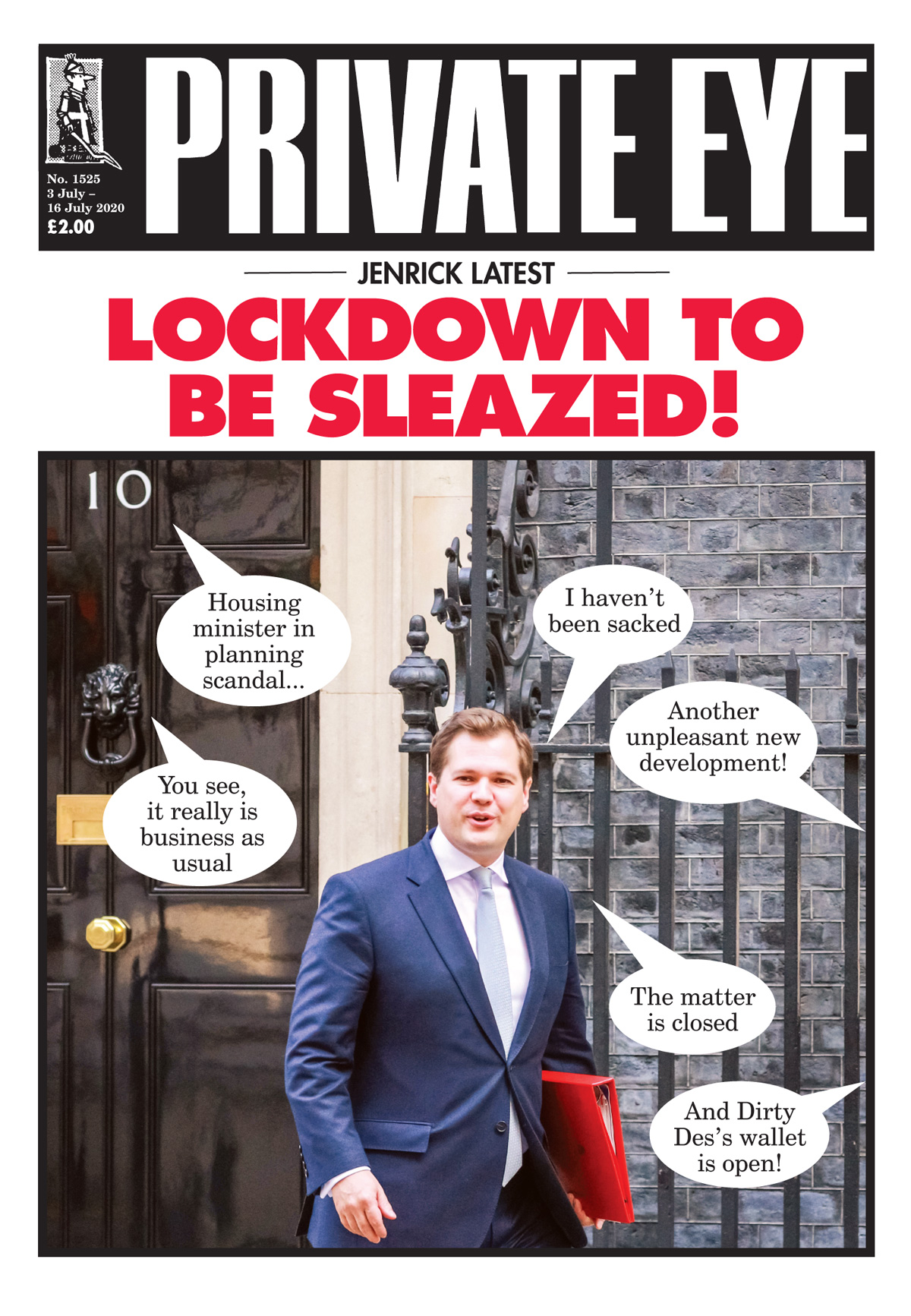 Private Eye Issue 1525