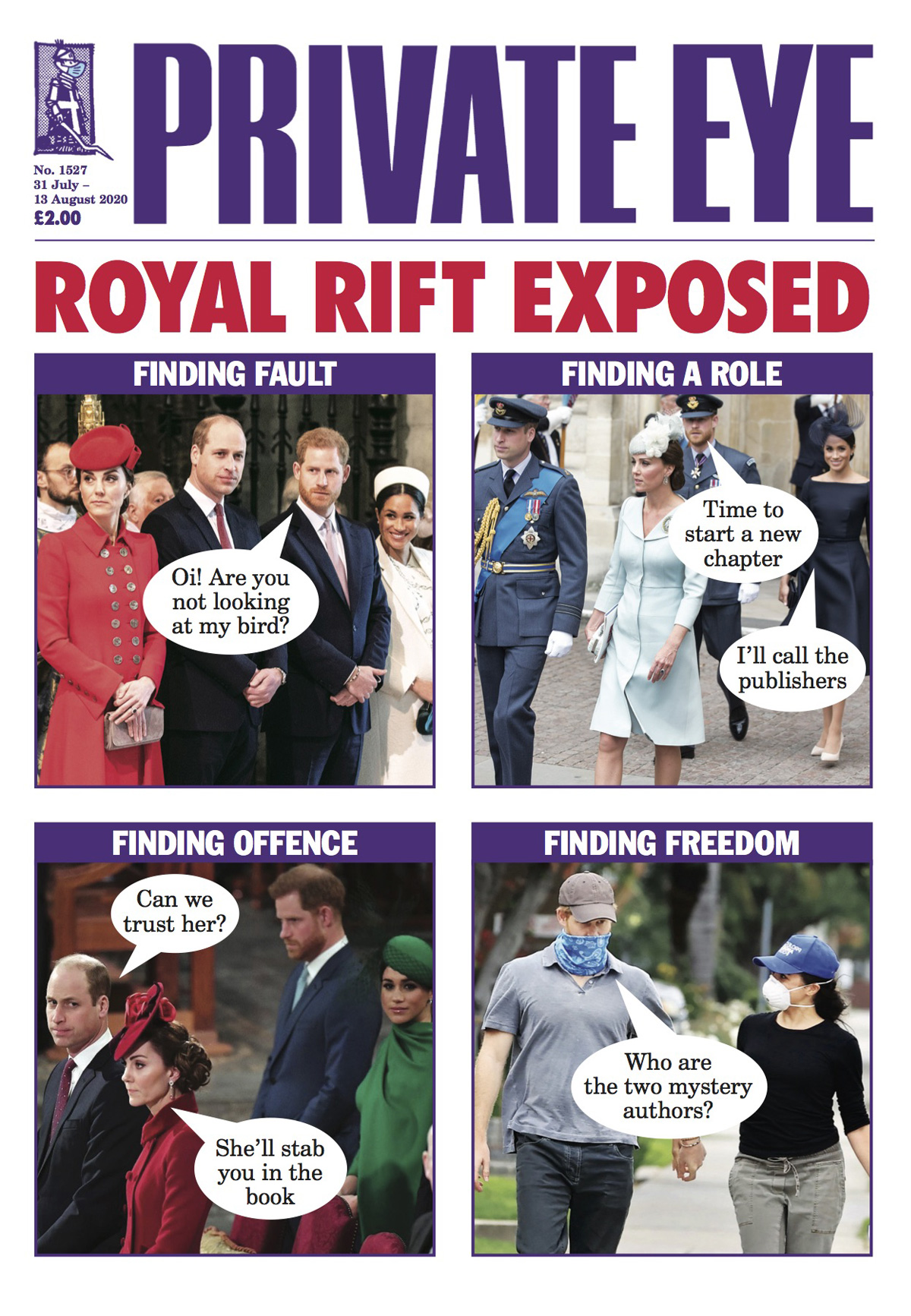 Private Eye Issue 1527