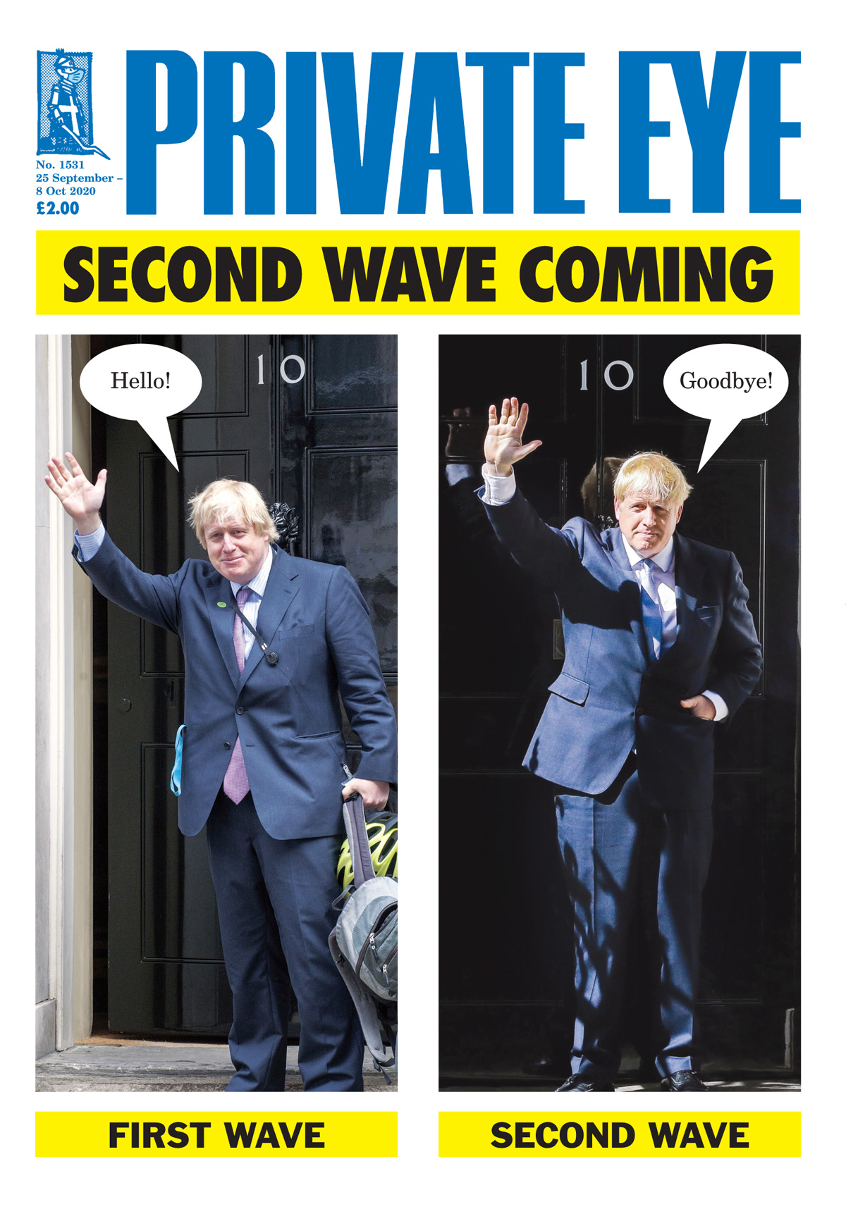 Private Eye Issue 1531