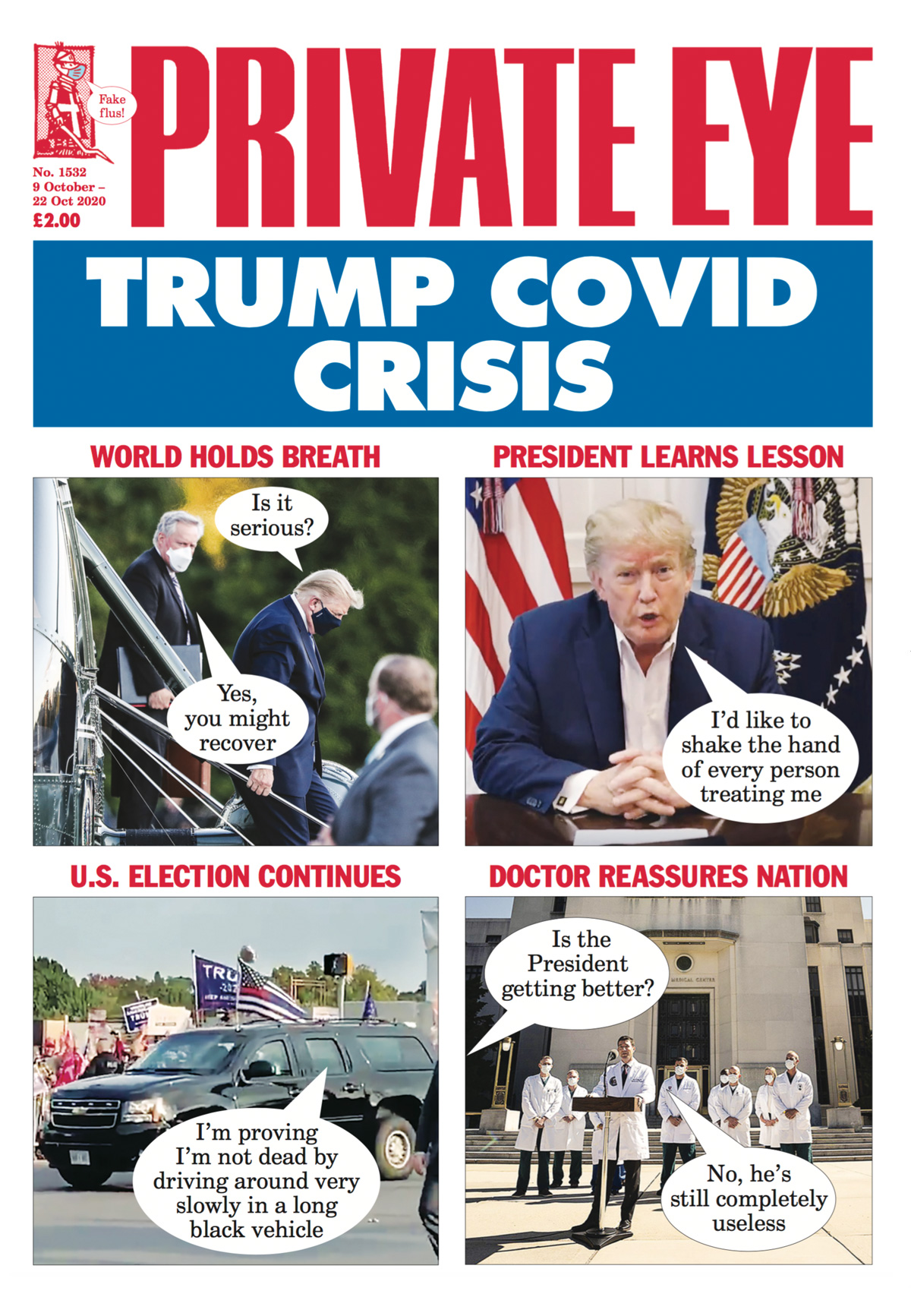 Private Eye Issue 1532