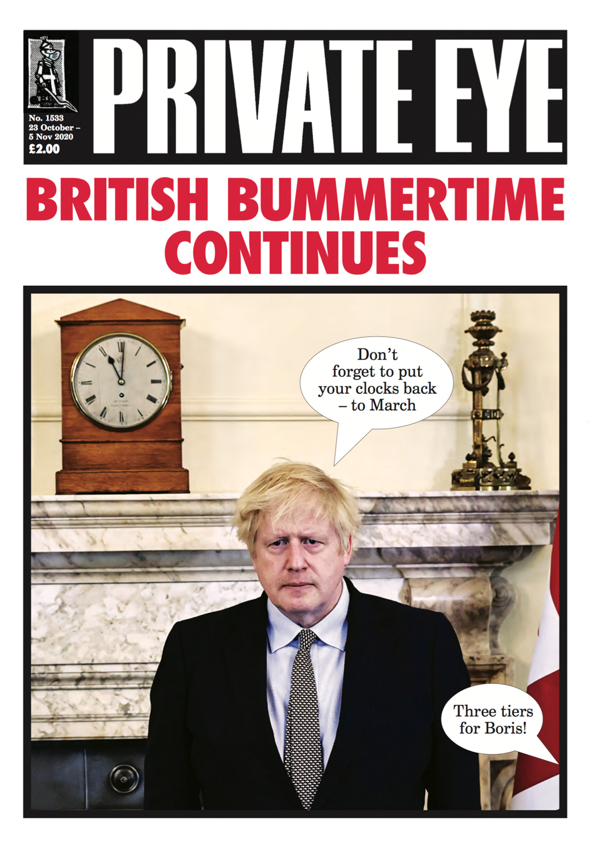 Private Eye Issue 1533