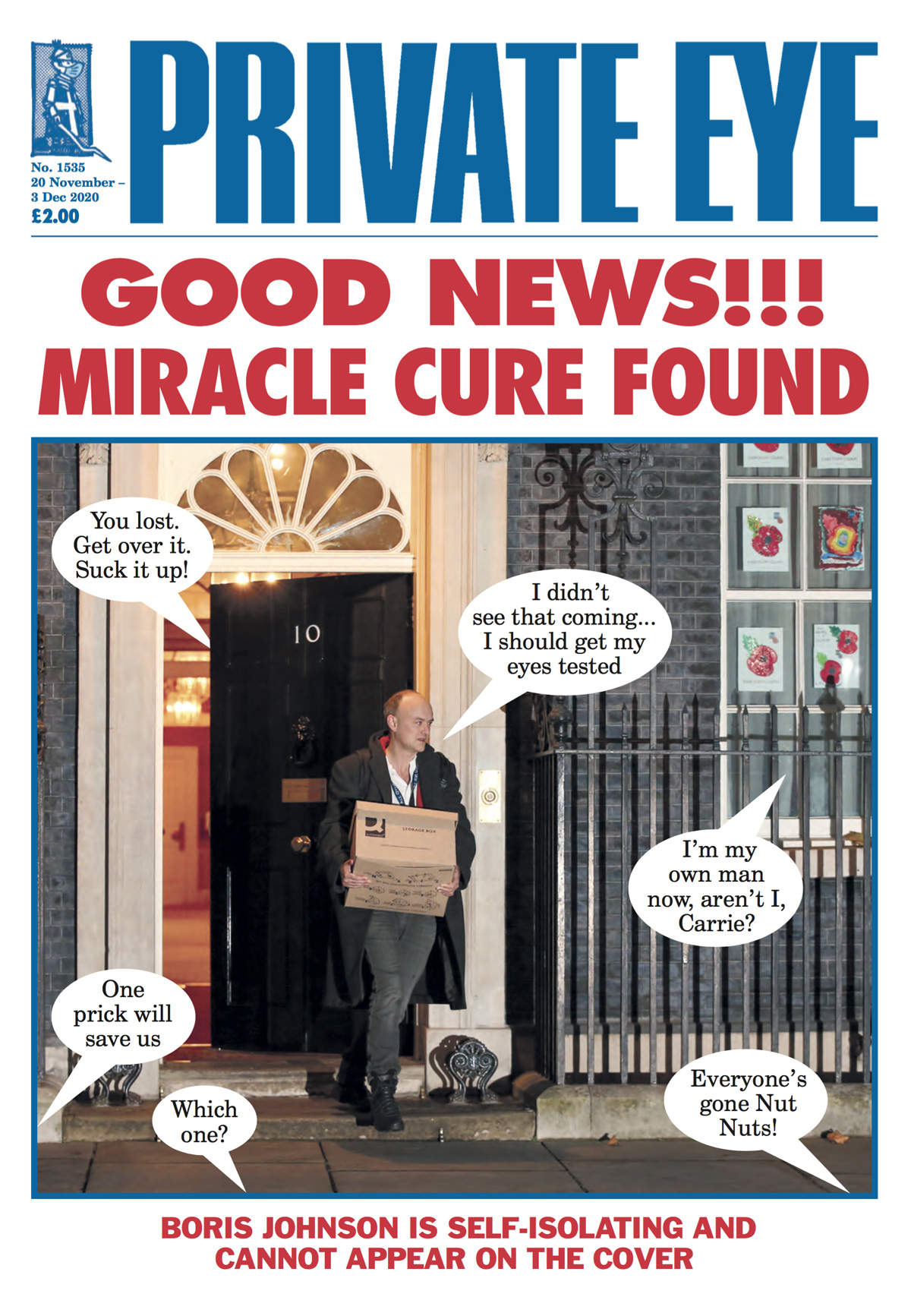 Private Eye Issue 1535