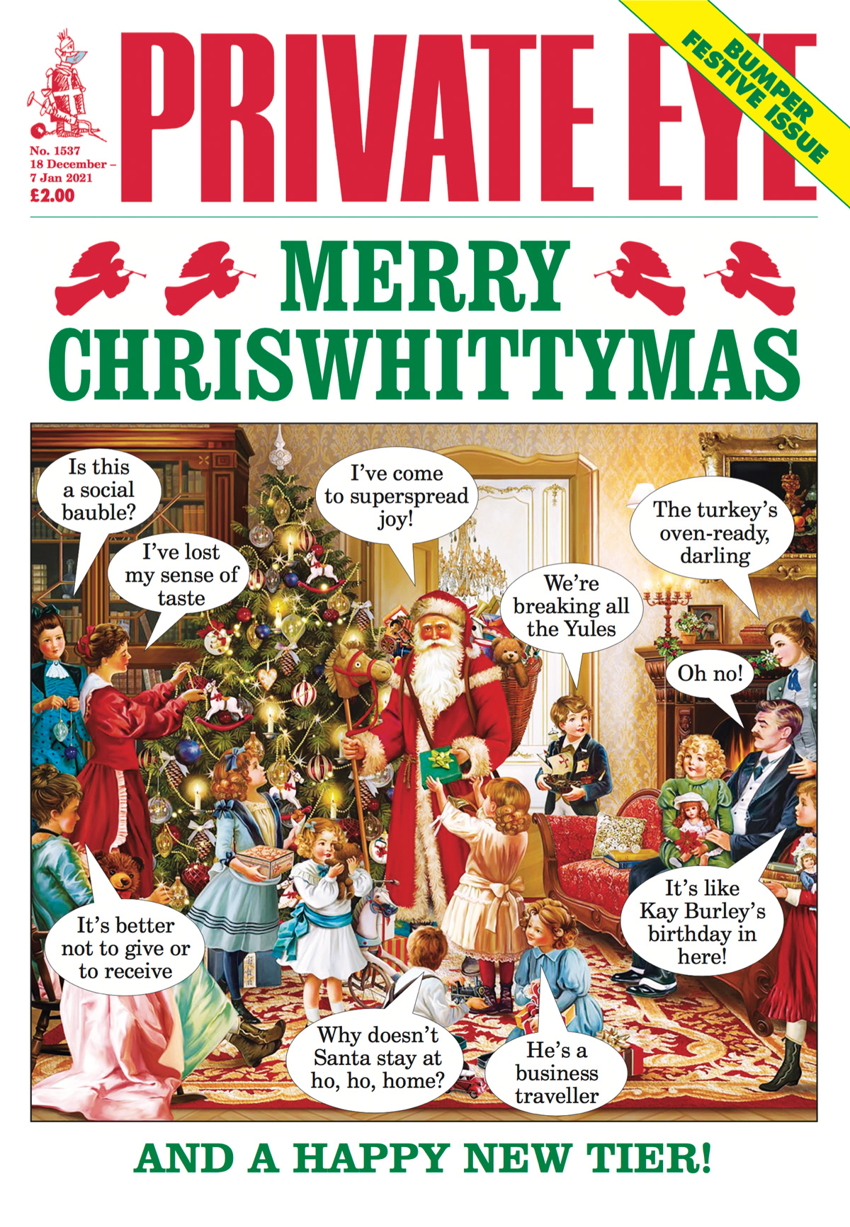 Christmas Chris Whitty Covid Kay Burley