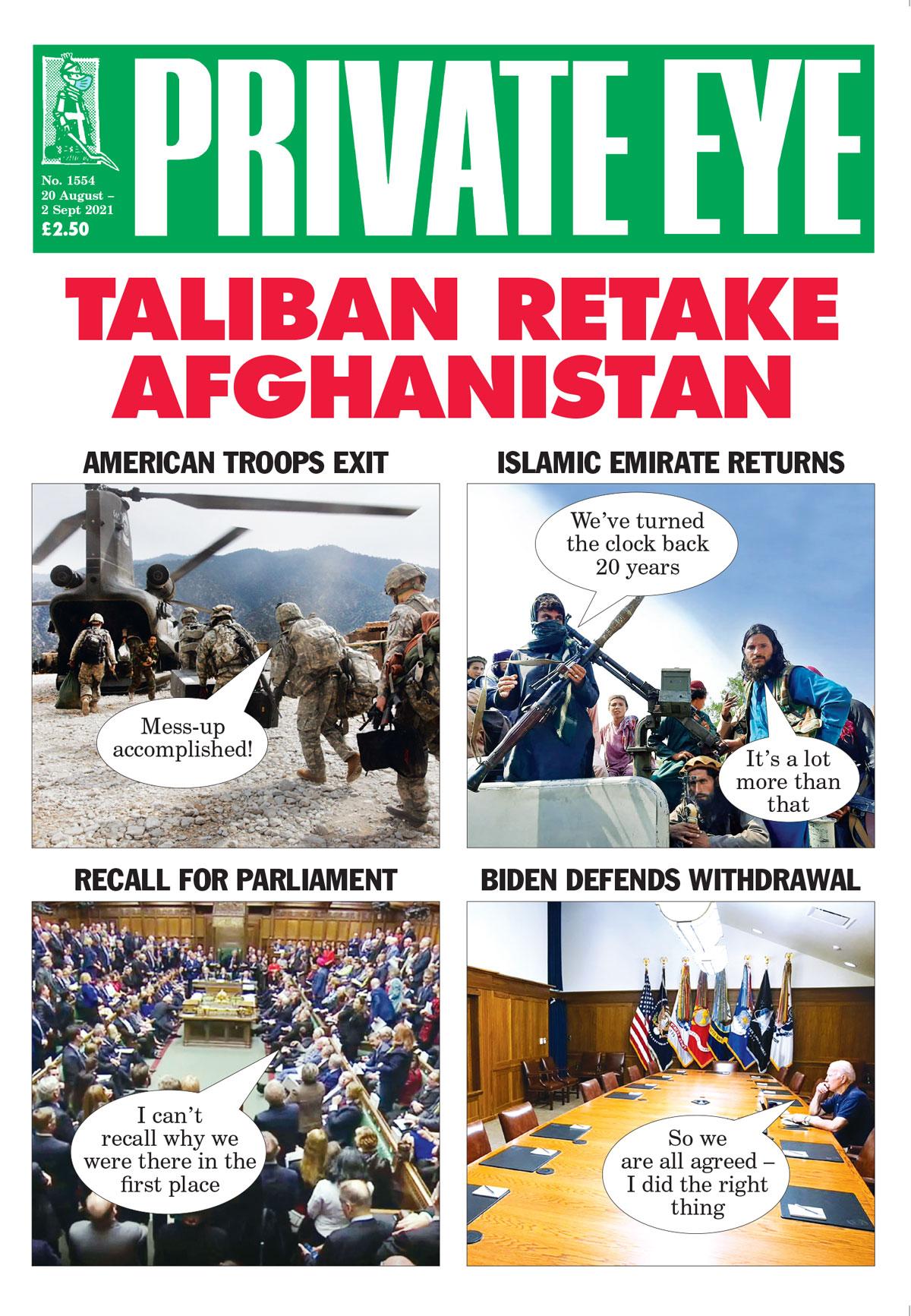The Taliban Joe Biden Parliament Army Soldiers