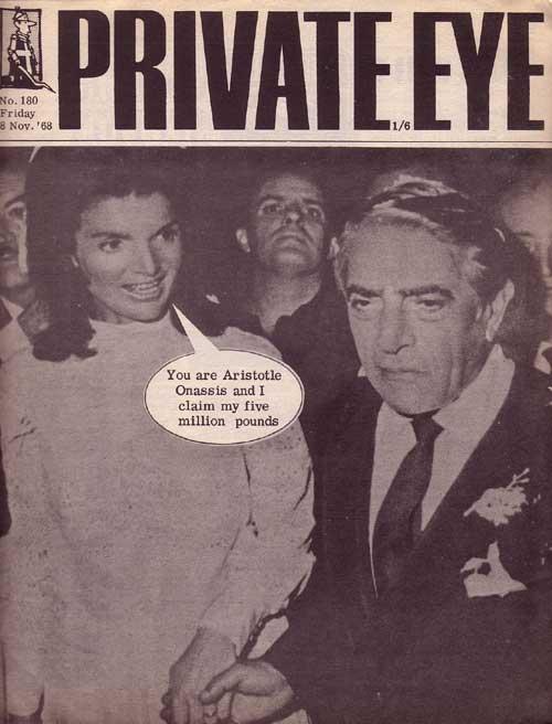 Jackie Onassis Aristotle Onassis