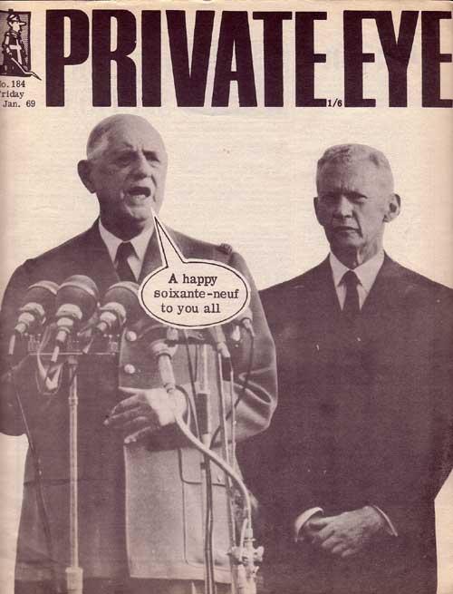 Charles De Gaulle Maurice Couve De Murville