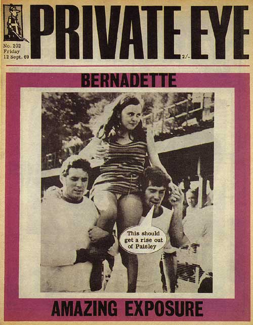 Bernadette Devlin