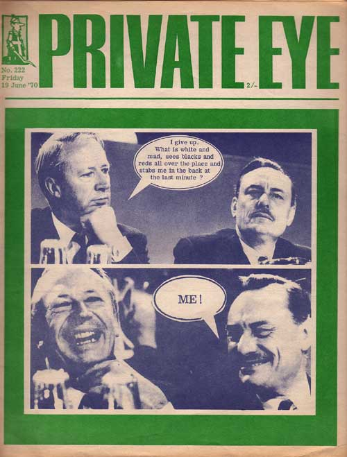 Ted Heath Enoch Powell