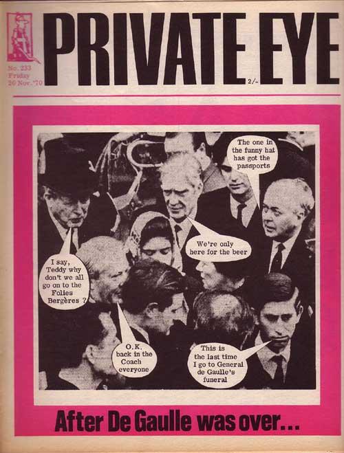 Harold Macmillan Harold Wilson Ted Heath Anthony Eden Prince Charles