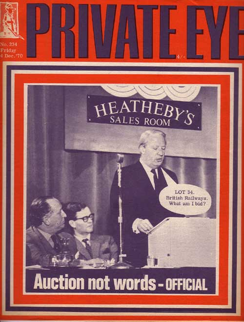 Ted Heath Douglas Hurd