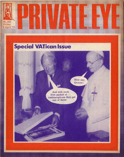 Ted Heath Pope Paul VI
