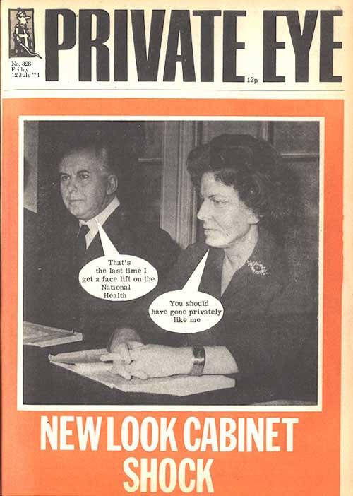 Harold Wilson Barbara Castle