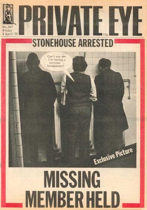 John Stonehouse