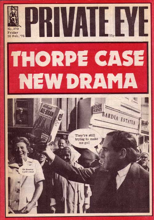 Jeremy Thorpe