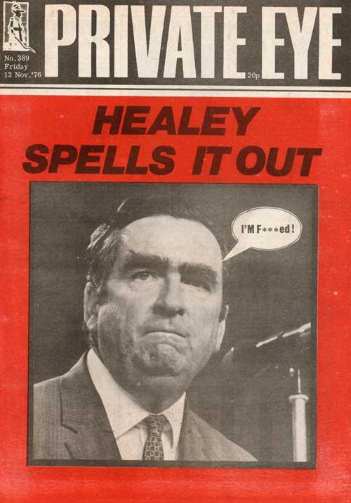 Denis Healey