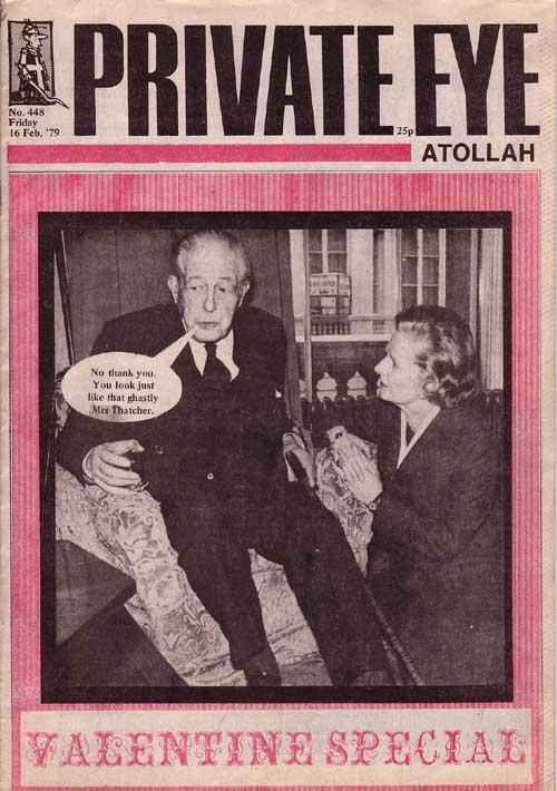Harold Macmillan Margaret Thatcher