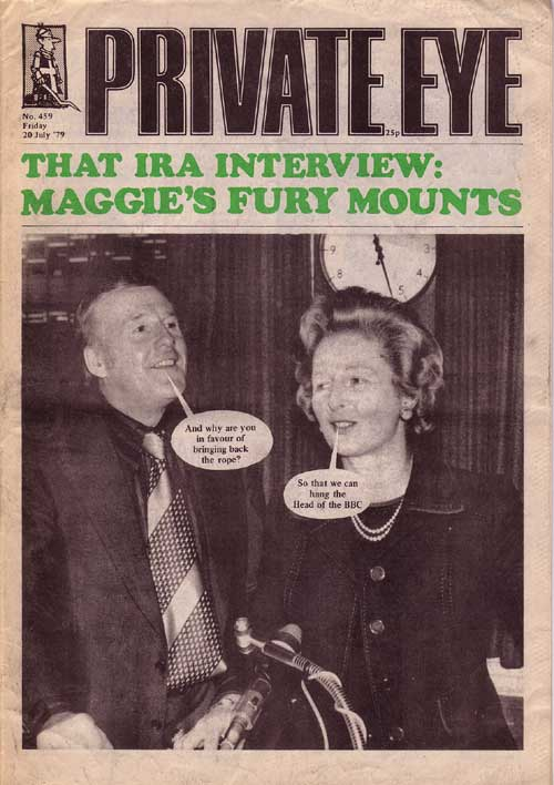 Margaret Thatcher Jimmy Young