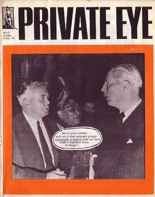 Harold Wilson Harold Macmillan