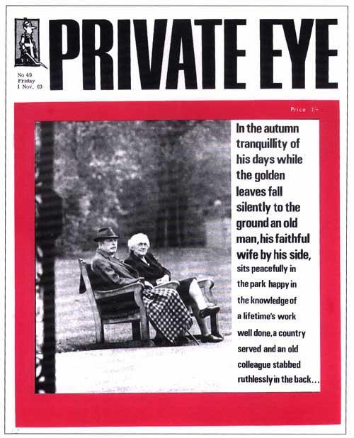 Harold Macmillan Dorothy Macmillan