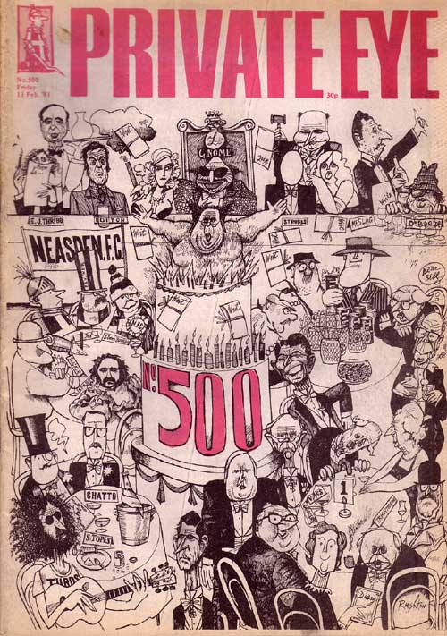 500th Issue