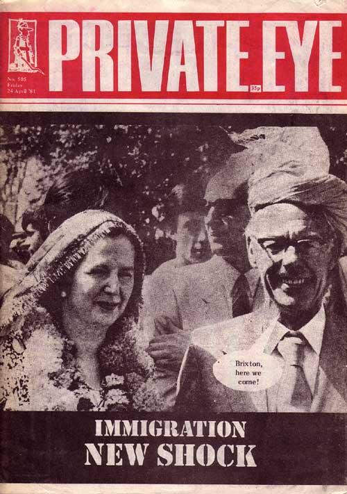 Margaret Thatcher Denis Thatcher