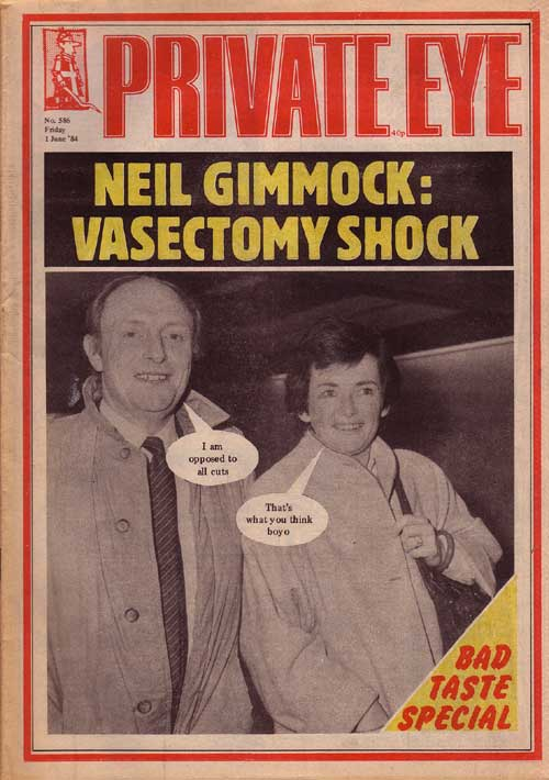 Neil Kinnock Glynis Kinnock