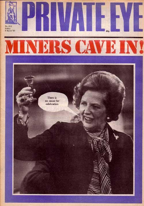 Cecil Parkinson Margaret Thatcher
