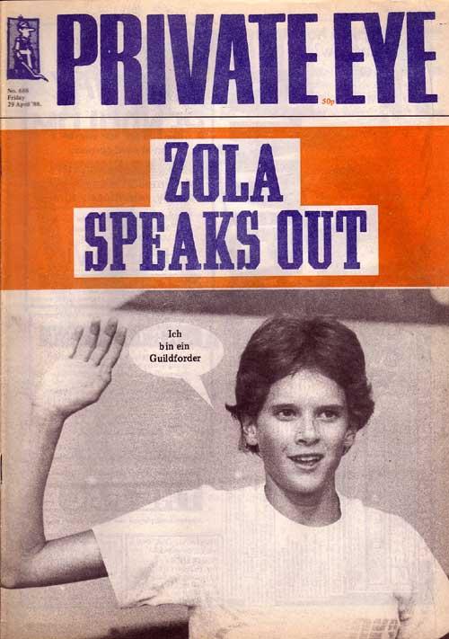 Zola Budd