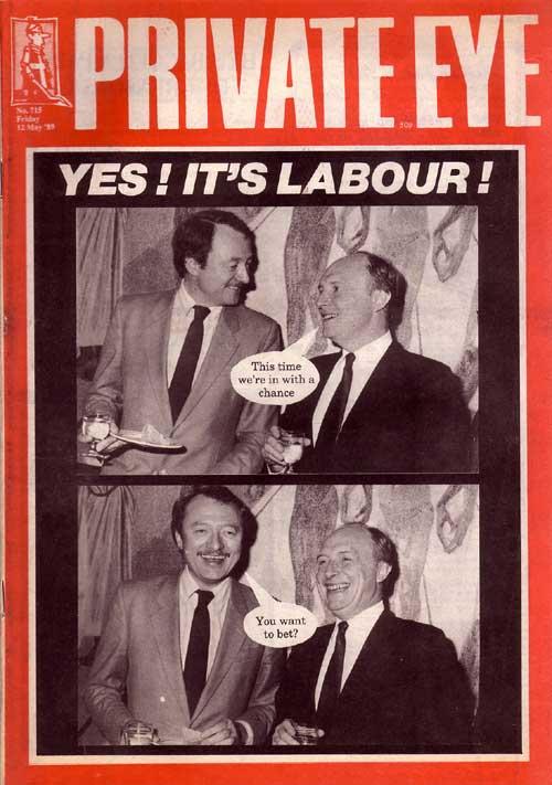 Neil Kinnock Ken Livingstone