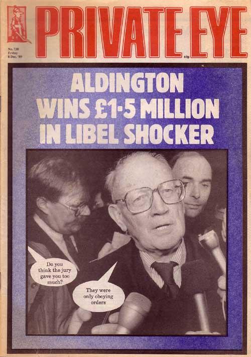 Lord Aldington