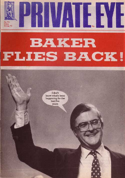 Kenneth Baker