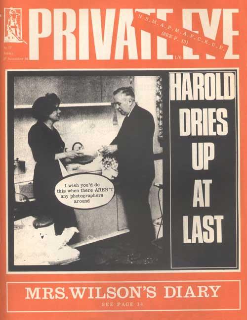 Mary Wilson Harold Wilson