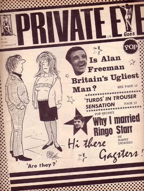 Alan Freeman Ringo Starr