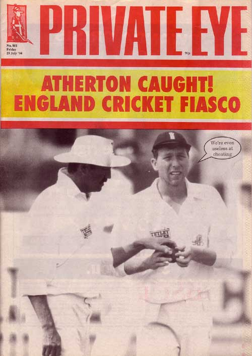 Michael Atherton Graham Gooch